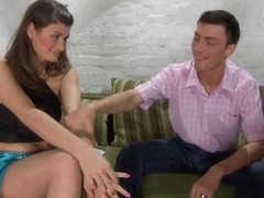 PantyhoseLine Clip: Gertie and Roger B