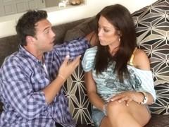 Capri Cavanni & Rocco Reed in My Dad Shot Girlfriend