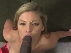 White Girls Love BBC Jizz Collection