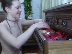 LacyNylons Video: Ambrose A