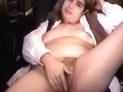 Amateur beauty acquires fucked in her hairless soaked crack