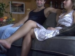 NylonFeetVideos Clip: Viola B and Lesley