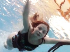 UnderwaterShow Video: Zuzanna