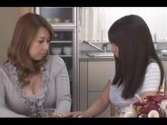 Yumi Kazama - Beautiful Japanese MILF - Lesbians
