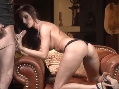 Penthouse - Jennifer Dark in Jennifer Dances Xander