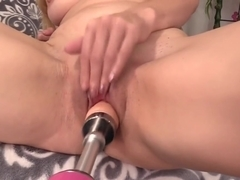 Sable Renae - Sable Meets the Fucking Machine - GoldenS