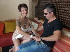 Catalya anal screwed by a stranger
