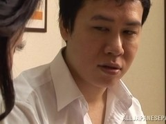 Marina Matsumoto Asian hottie visits guy in hospital, gets laid
