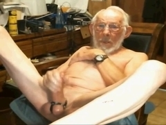 big cocked grandpa
