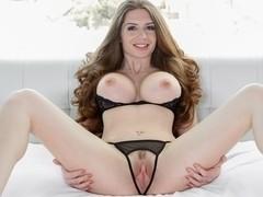 Veronica Vain in Gushing Pussy - FantasyHD Video