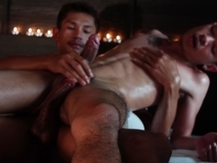 Mutual Masturbation - AsiaBoy