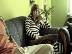 immature Slut Bonks Sucks & Takes A Facial