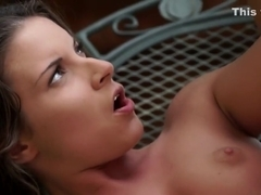 Teen tastes lovers cum