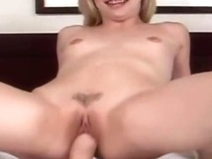Leah Luv knows how much cum she has to face after fucking