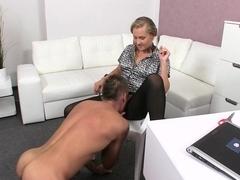 Fabulous pornstar in Amazing Casting, MILF porn scene