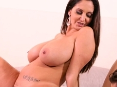 Fabulous pornstars Darcie Dolce, Ava Addams, Jade Nile in Horny Natural Tits, Lesbian xxx scene