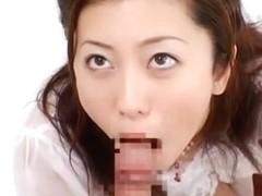 Incredible Japanese girl in Fabulous POV JAV scene