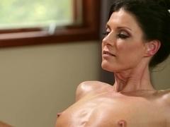 Amazing pornstars Tiffany Doll, India Summer in Incredible Cunnilingus, Massage porn clip