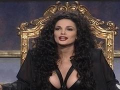 Fabulous pornstar in Exotic Stockings, Black and Ebony porn movie