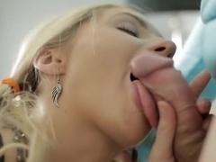 Fabulous pornstar in horny cunnilingus, blowjob xxx clip