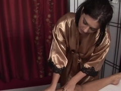 Crazy pornstar in Exotic Lesbian, Massage adult video