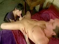 transfun 5 hunk receives drilled by sexy ladyman