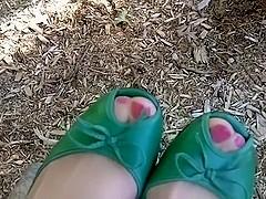 little green peeps