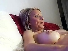 Close up wet masturbation