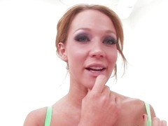 Nikki Sexx Gives POV Titty Fuck And Swallows Jizz