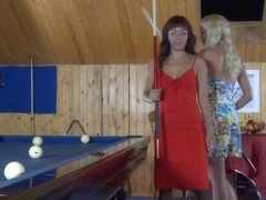 LadiesKissLadies Scene: Leila A and Margo
