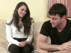 Allie Haze & Preston Parker in My Dad Shot Girlfriend