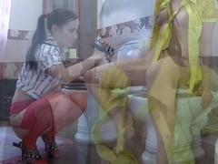 BackdoorLesbians Video: Emm and Veronica