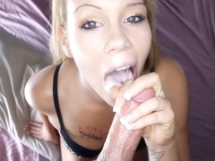 Shani Reid in Left Her Pussy Dripping