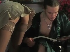 AnalScreen Scene: Judith B and Mike