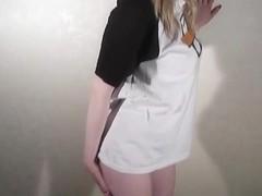 Jessica Jensen in Xbox Slut Scene