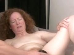 Redhead mature p2