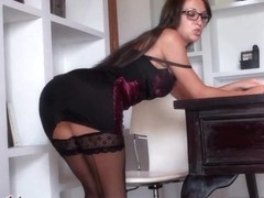 seXXygirl in the Office