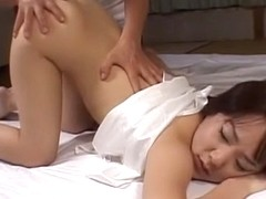 Fabulous Japanese slut Yumemi Tachibana in Amazing Cunnilingus, Couple JAV movie