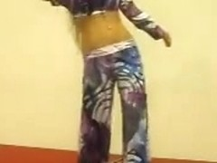 Alla Kushnir hawt Stomach Dance part 13