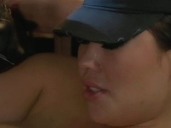London Keyes in This Ain't The Expendables XXX