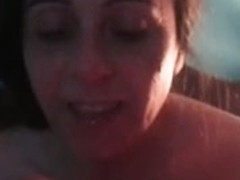 Portuguese lovers very hot blowjob