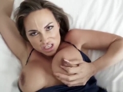 REALLY MESSED UP ROLEPLAY SEX WITH AGGRESSIVE MILF AUBREY BLACK