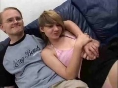 SB3 Stepdaughter Gets Well Fucked By Stepdad And Friends !