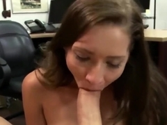 Dirty Teenage Groupie Sucks Cock Off & Bends Over For Easy Cash
