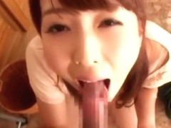 Craziest Japanese girl in New JAV clip ever seen