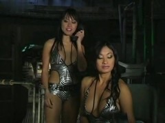Nicole Sheridan,Rebecca Love,Beverly Lynne,Christine Nguyen,Syren,Michelle Lay in Bikini Girls Fro.