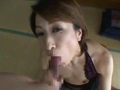 48-year-old and elegant beauty wife