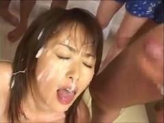 Bukkake - Jun Nada 1