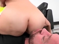 Round ass sex video featuring Charlee Monroe and Will