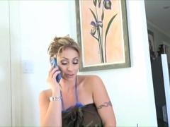 Lexington Steele MILF POV-Eva Notty